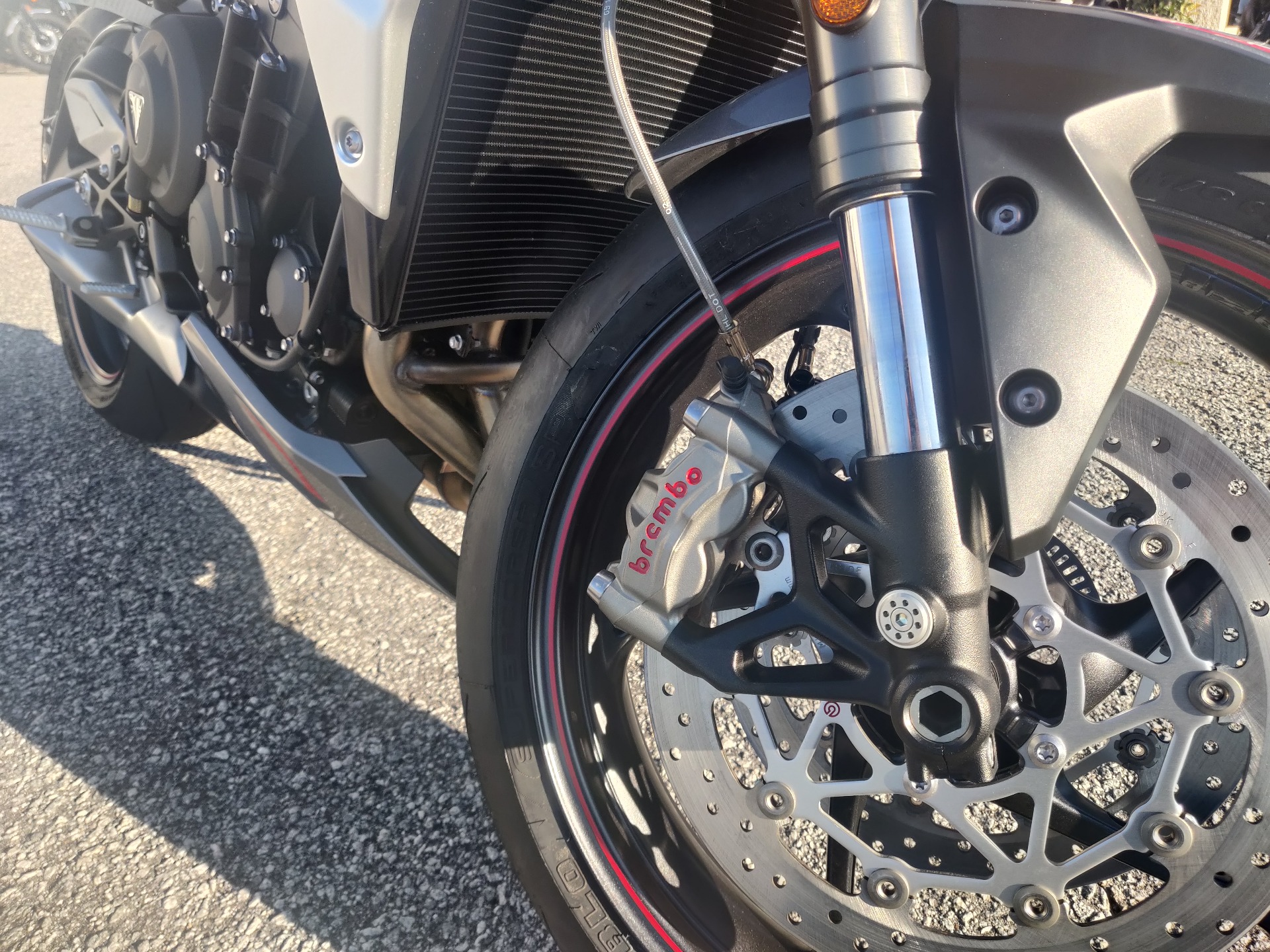 2021 Triumph Street Triple RS in Greenville, South Carolina - Photo 13