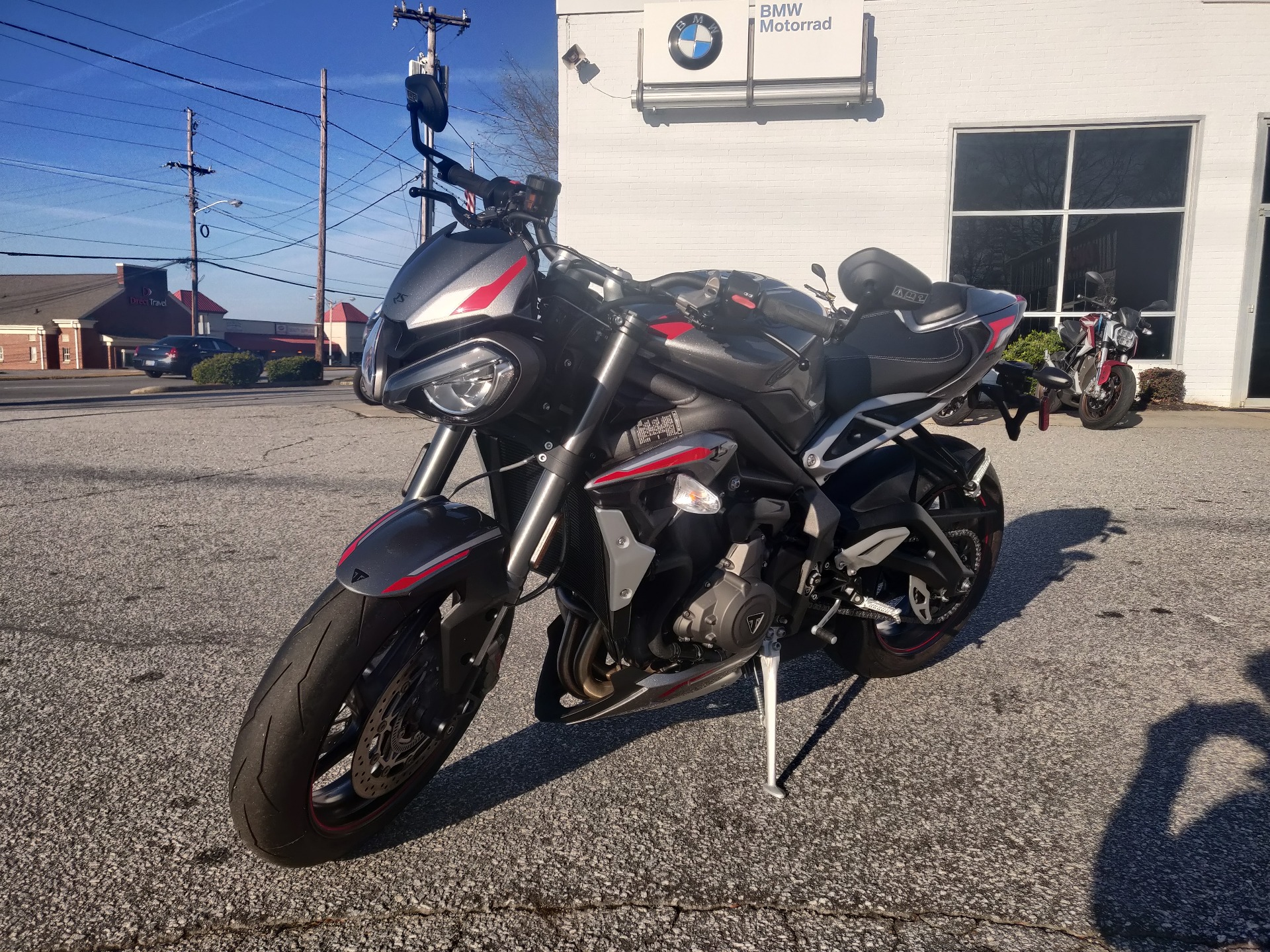 2021 Triumph Street Triple RS in Greenville, South Carolina - Photo 1