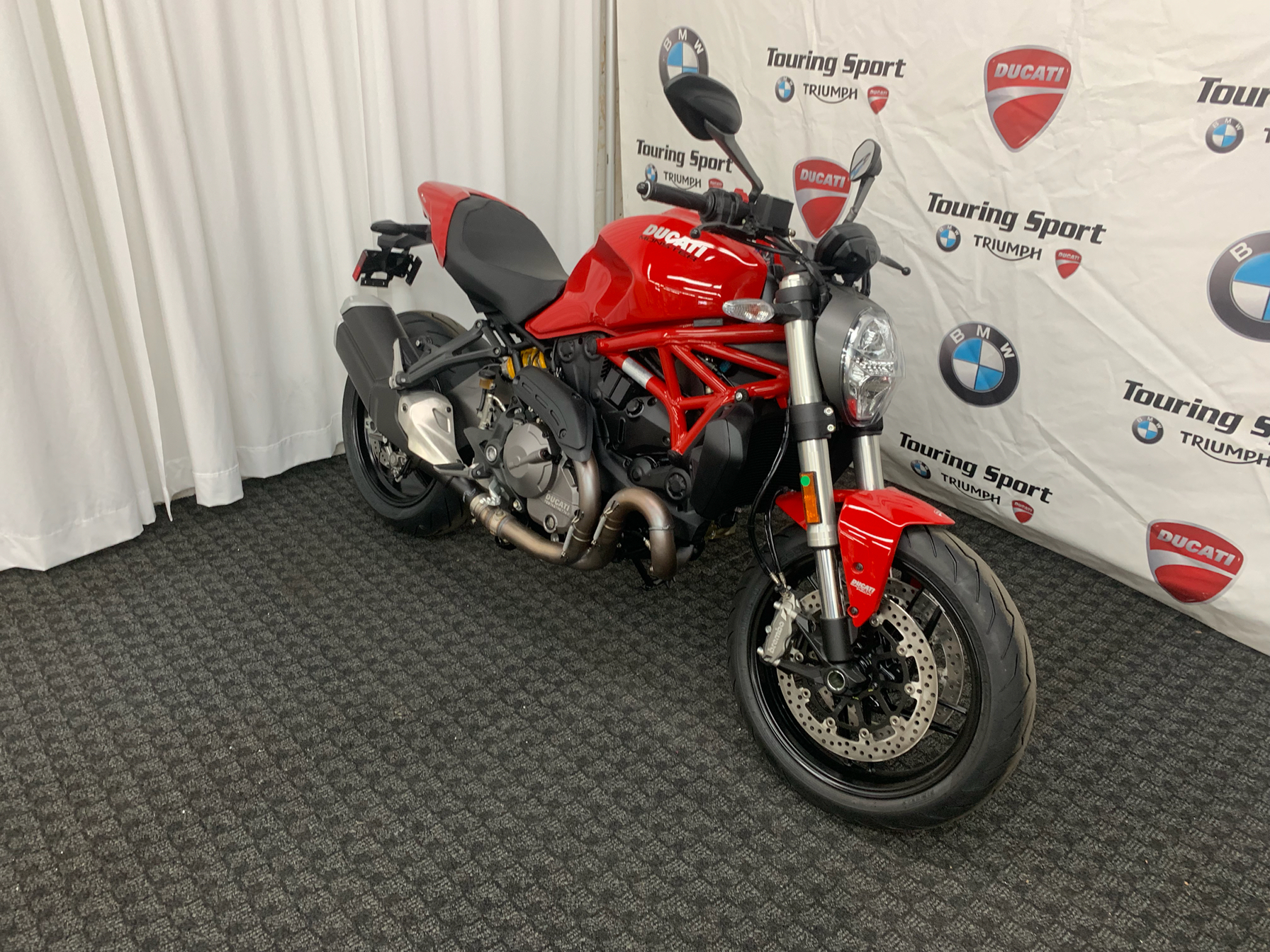 2019 Ducati Monster 821 in Greenville, South Carolina - Photo 1
