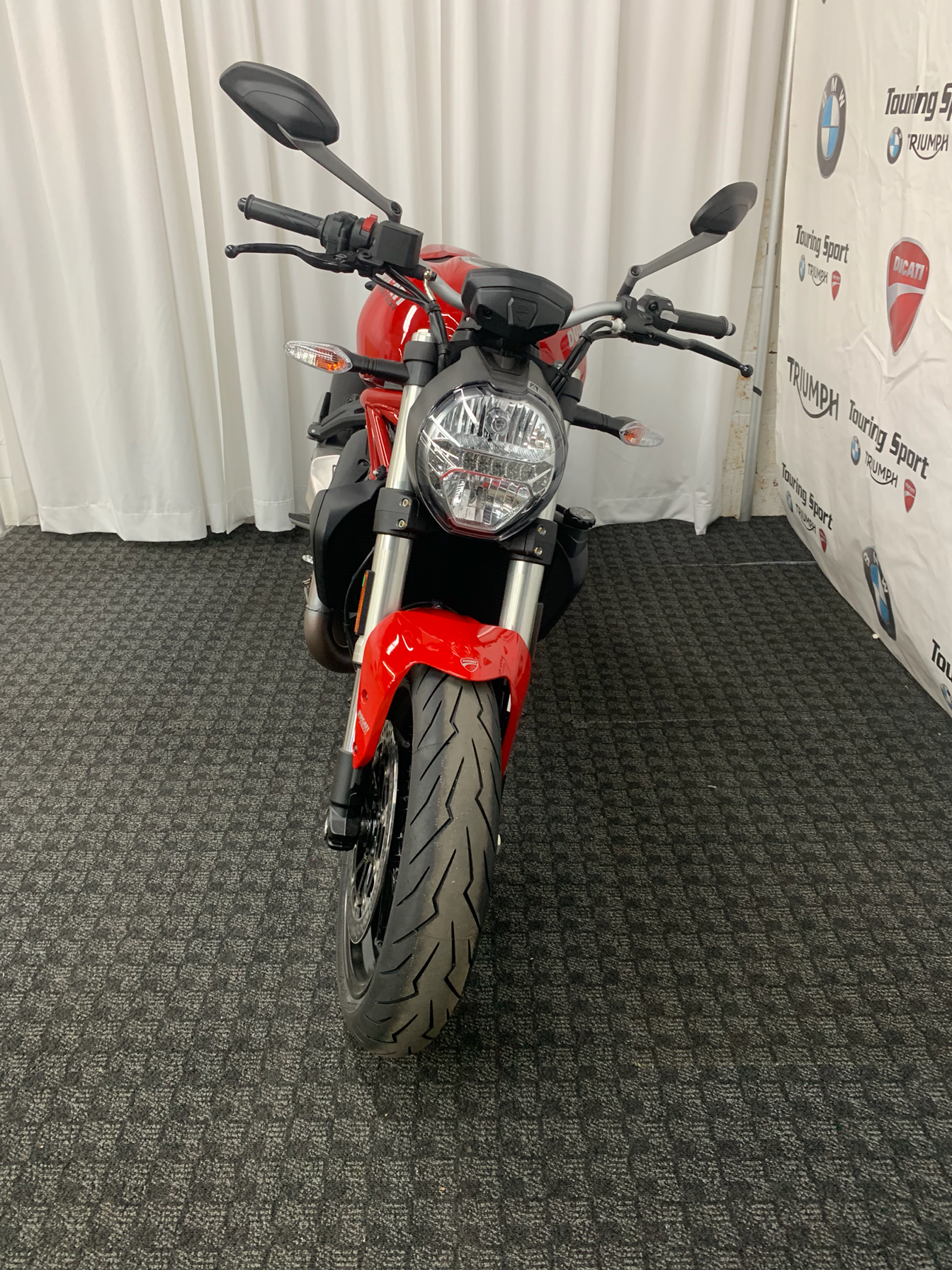 2019 Ducati Monster 821 in Greenville, South Carolina - Photo 3