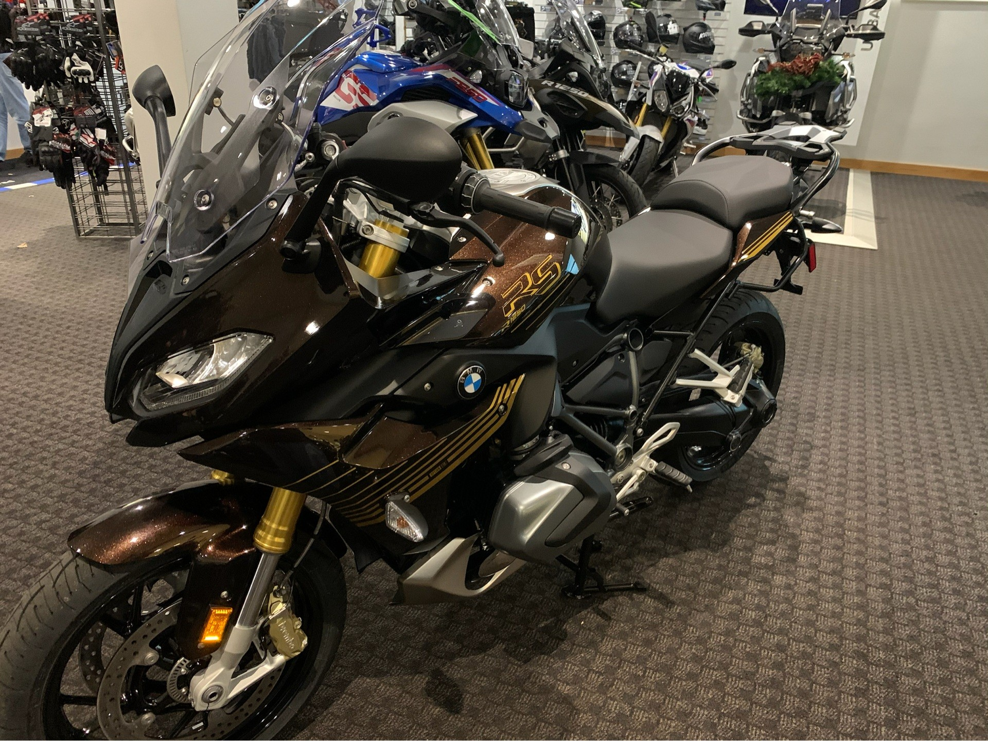 2020 BMW R 1250 RS in Greenville, South Carolina - Photo 8