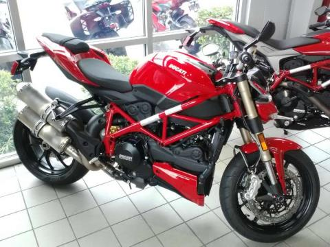 2015 Ducati Streetfighter 848 in Greenville, South Carolina