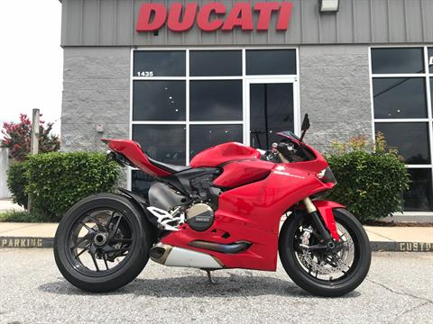 2012 Ducati 1199 Panigale in Greenville, South Carolina