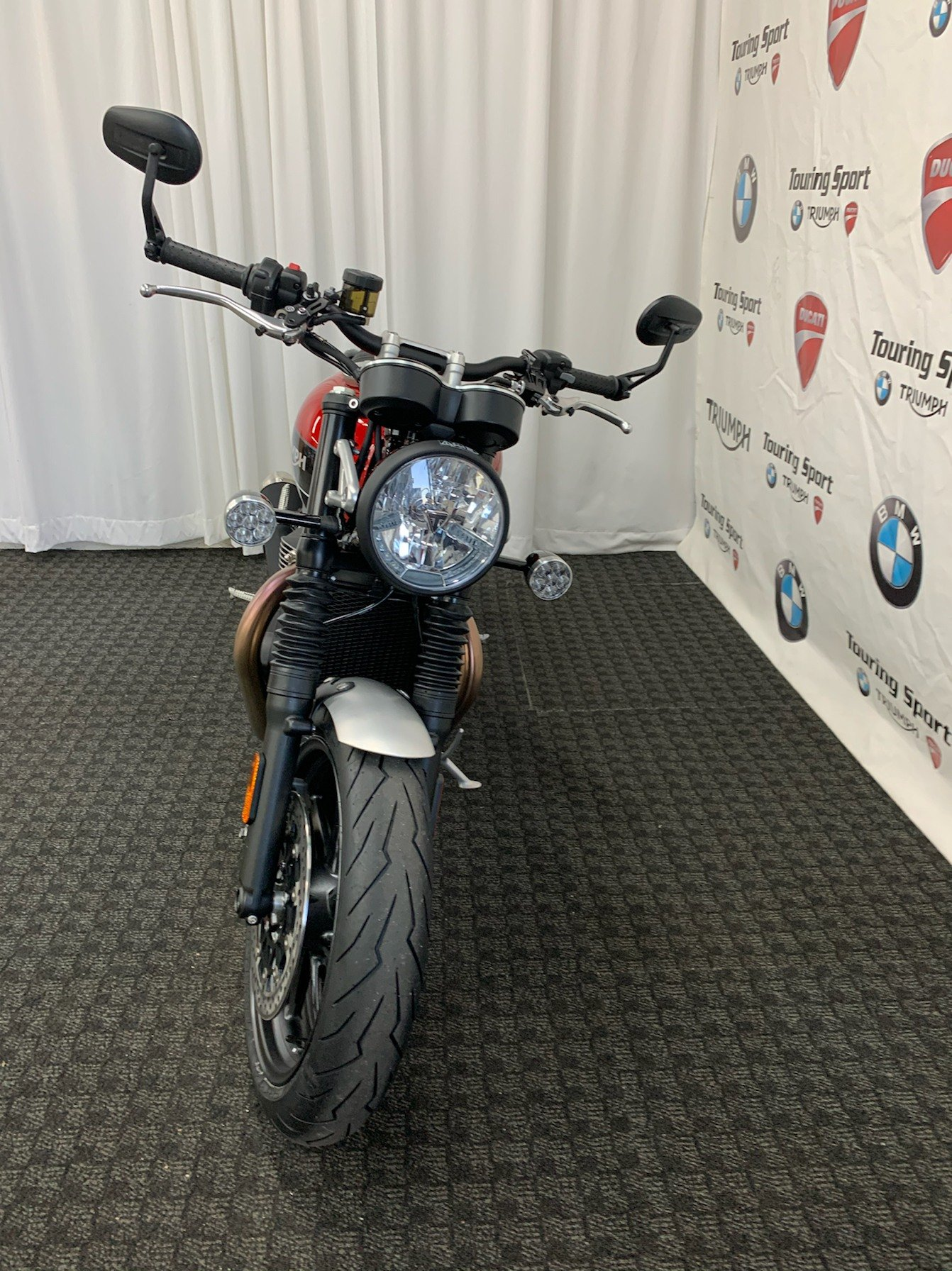 2020 Triumph Speed Twin 1200 in Greenville, South Carolina - Photo 3