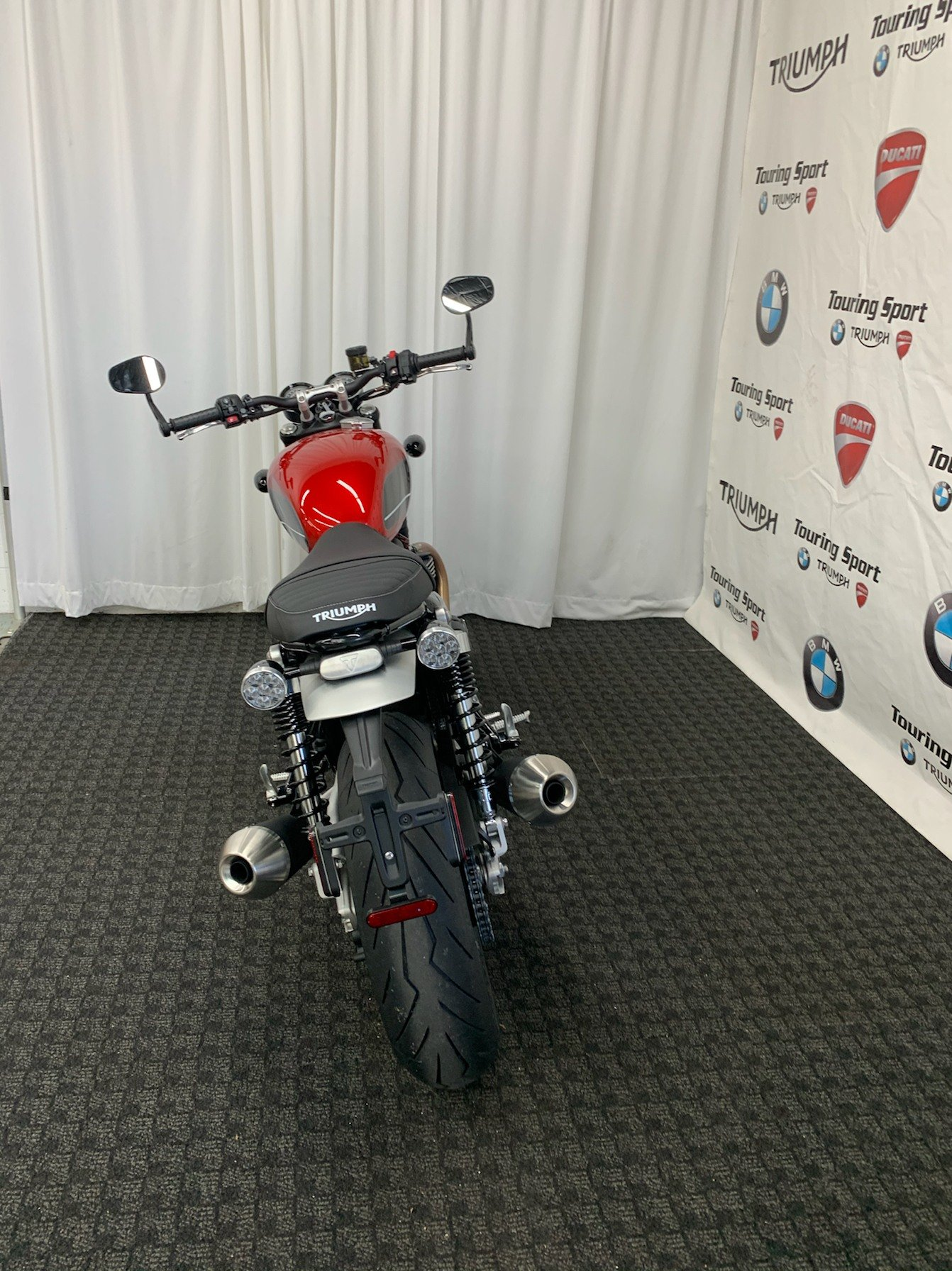 2020 Triumph Speed Twin 1200 in Greenville, South Carolina - Photo 4