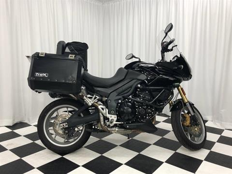 2008 Triumph Tiger 1050 in Greenville, South Carolina