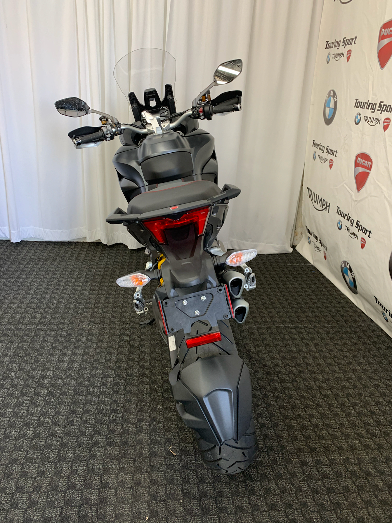 2019 Ducati Multistrada 1260 S in Greenville, South Carolina - Photo 4