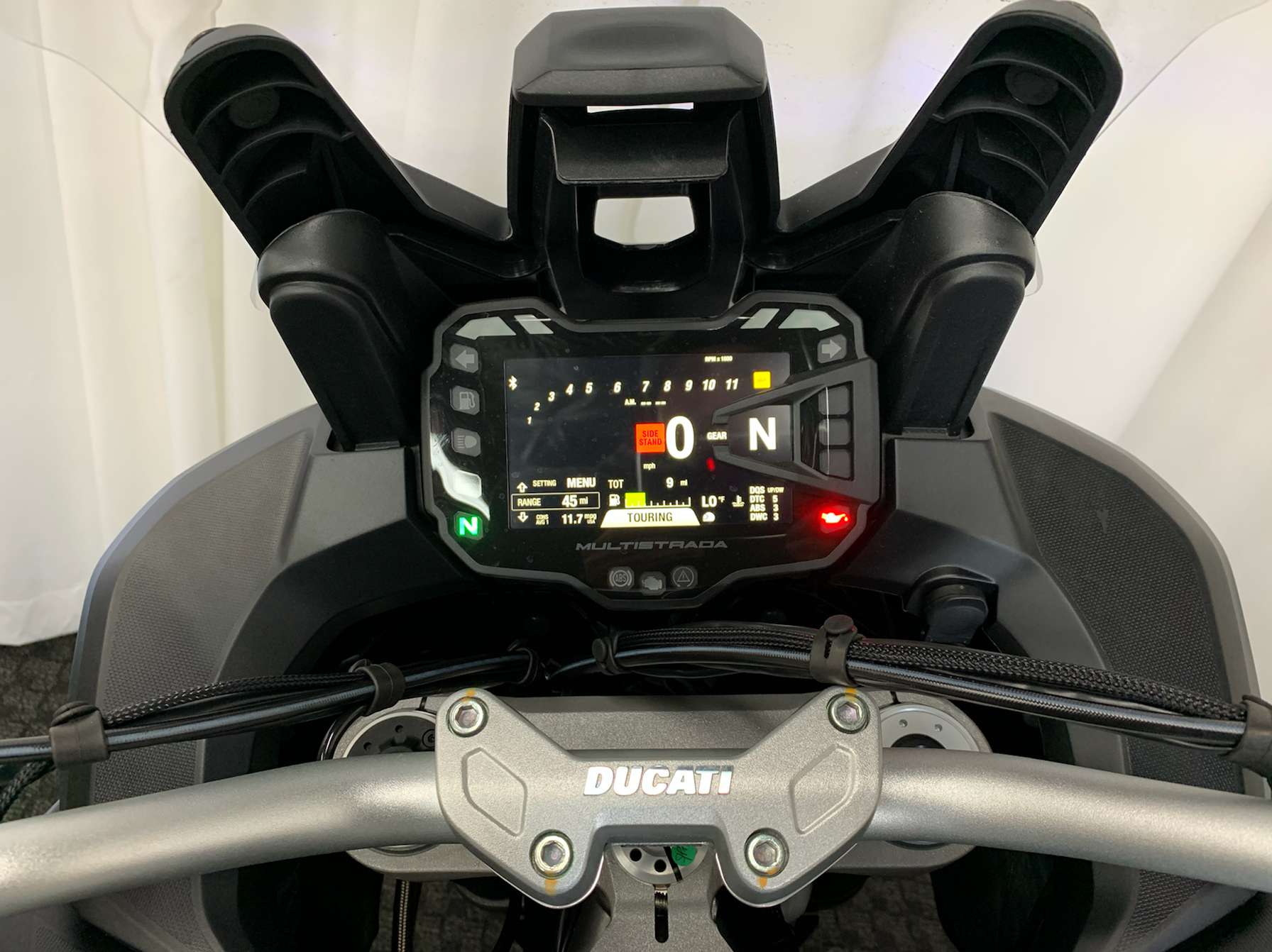 2019 Ducati Multistrada 1260 S in Greenville, South Carolina - Photo 5