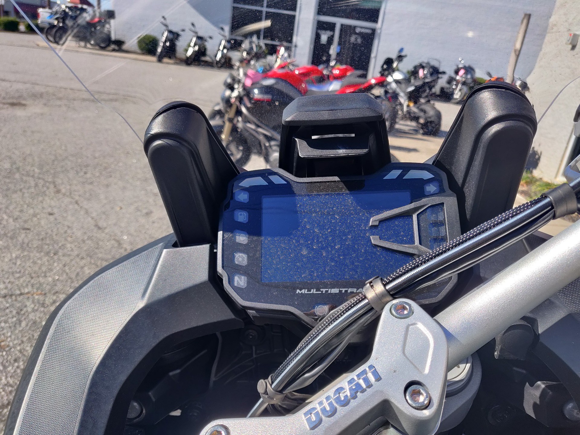 2019 Ducati Multistrada 1260 S in Greenville, South Carolina - Photo 10