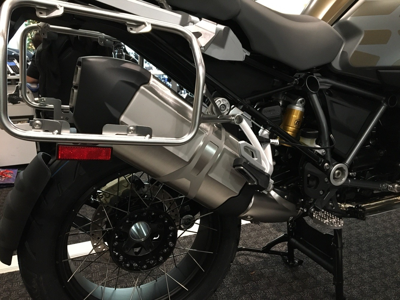 2020 BMW R 1250 GS Adventure in Greenville, South Carolina - Photo 4