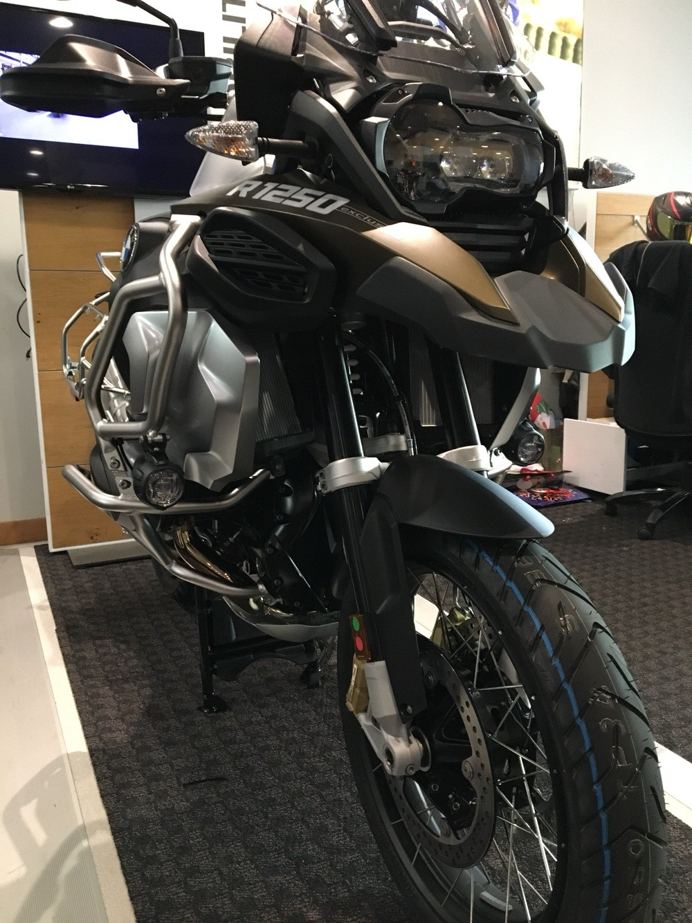 2020 BMW R 1250 GS Adventure in Greenville, South Carolina - Photo 5
