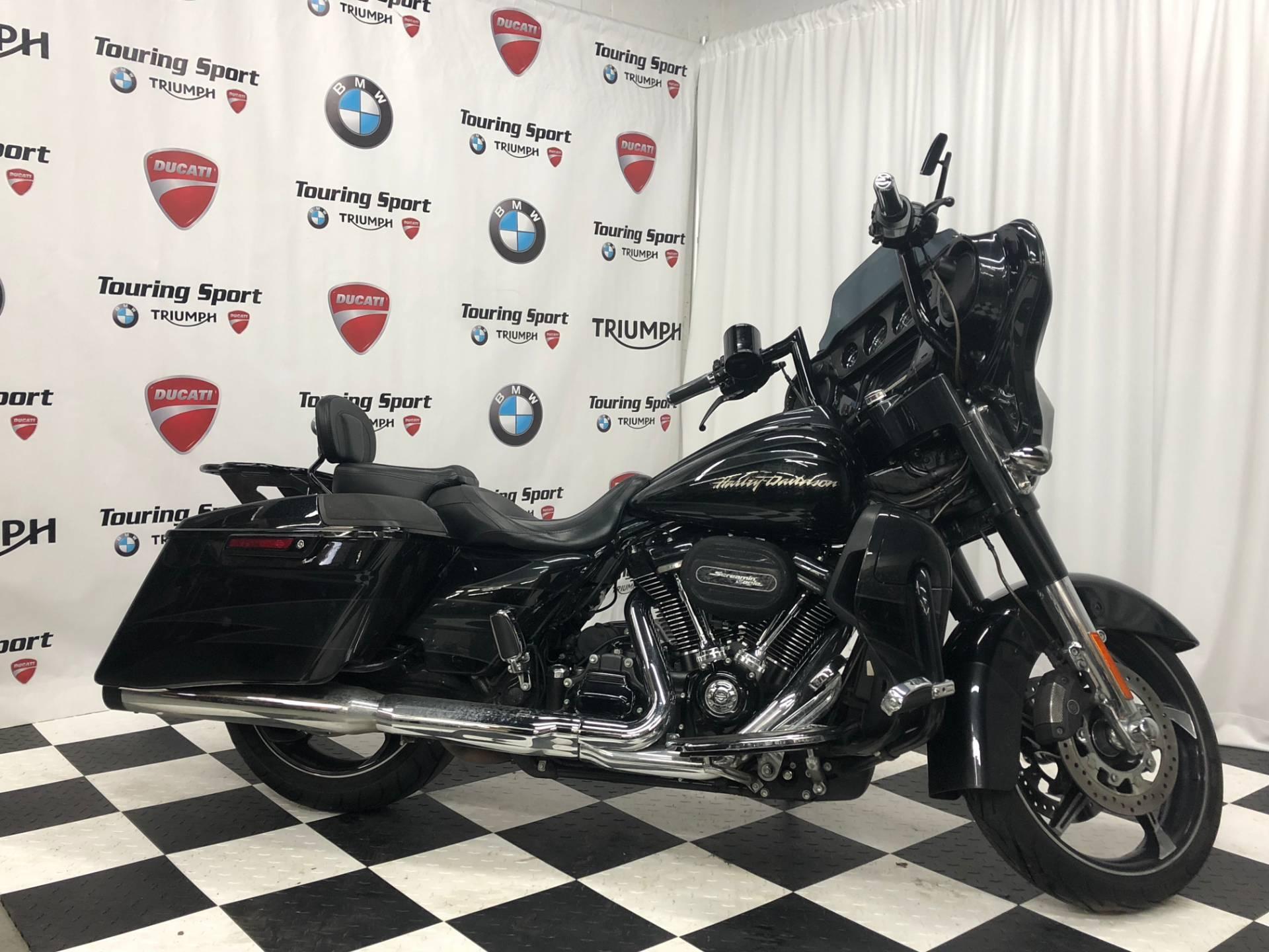 2017 Harley Davidson Cvo Street Glide In Greenville South Carolina