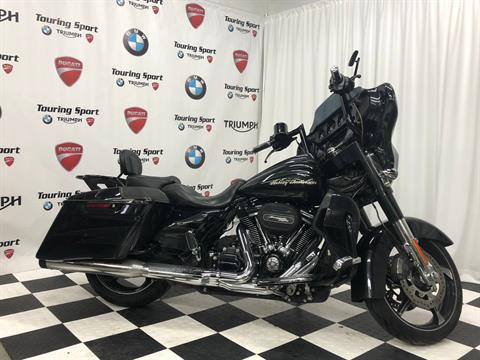 2017 Harley-Davidson CVO™ Street Glide® in Greenville, South Carolina