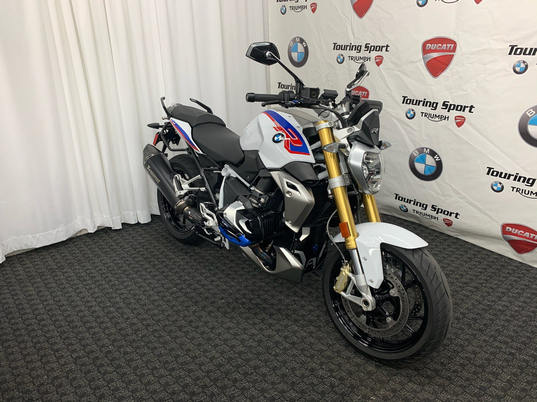 2020 BMW R 1250 RS in Greenville, South Carolina - Photo 1