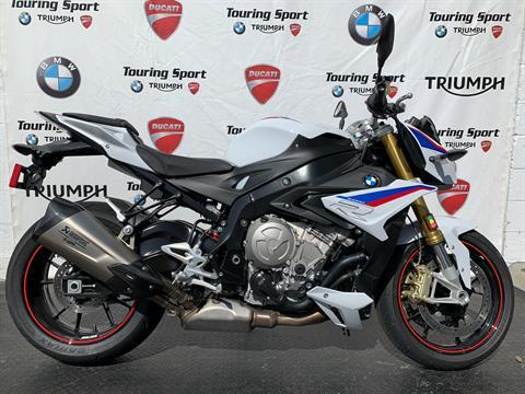 2020 BMW S 1000 R in Greenville, South Carolina - Photo 1