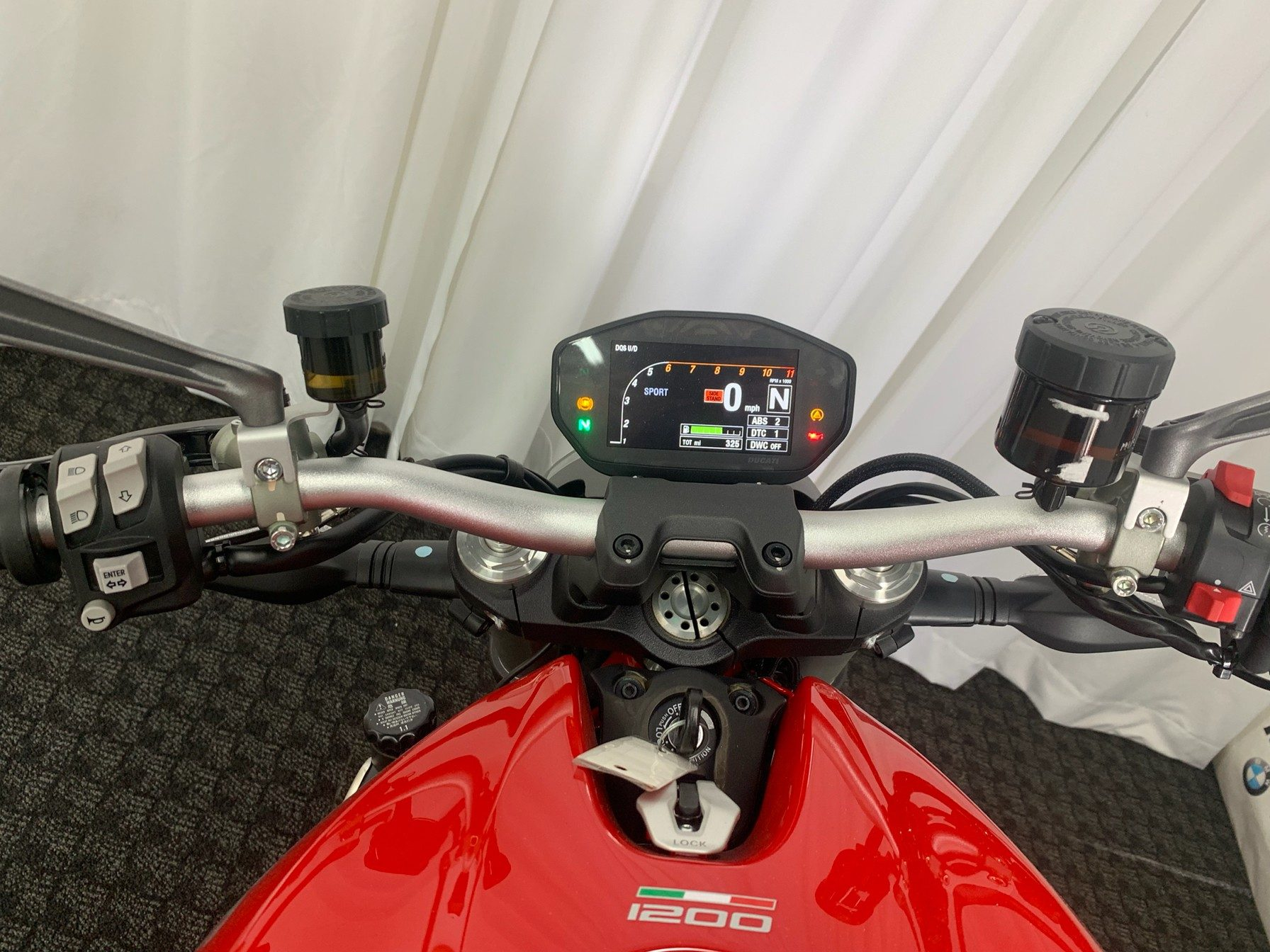 2019 Ducati Monster 1200 in Greenville, South Carolina - Photo 5