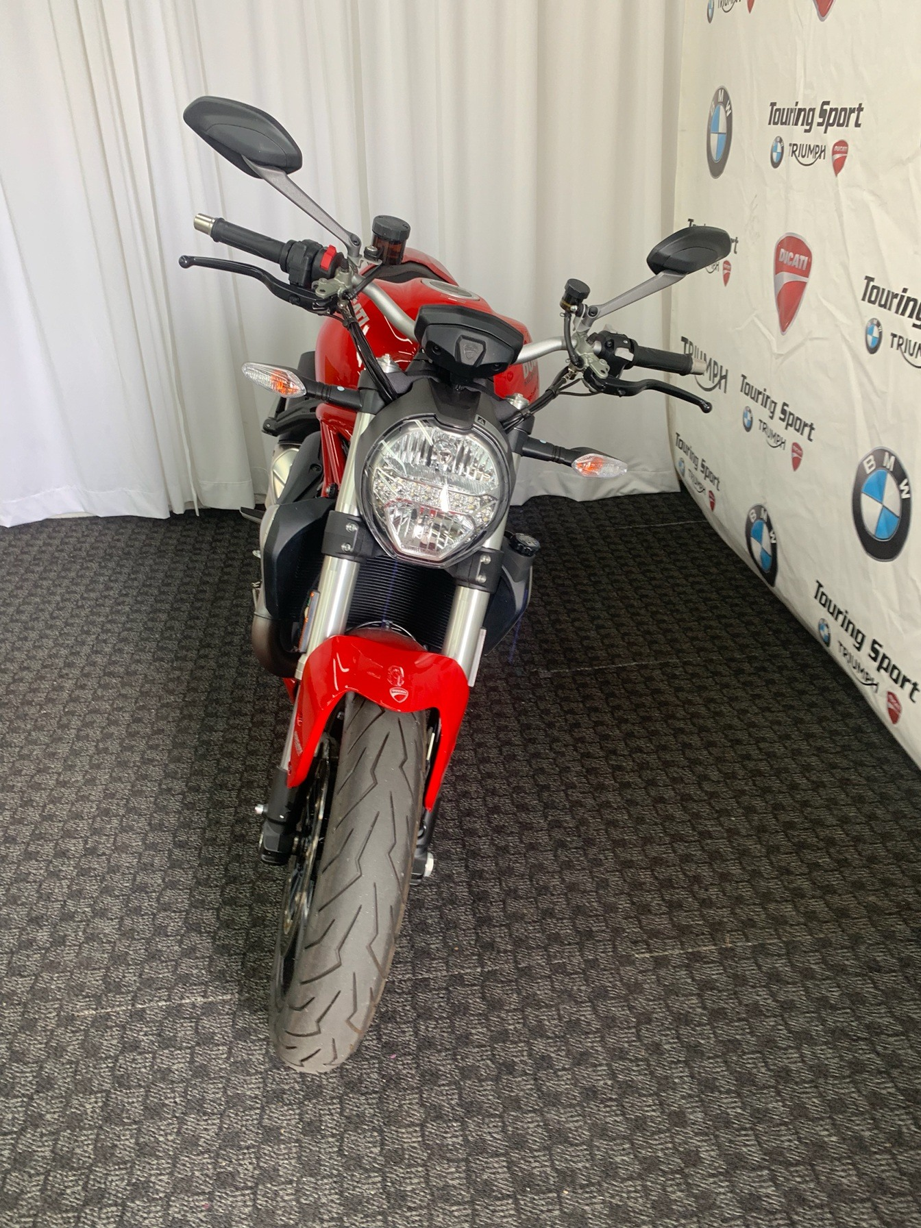 2019 Ducati Monster 1200 in Greenville, South Carolina - Photo 3