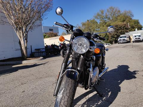 2020 Triumph Bonneville T100 in Greenville, South Carolina - Photo 2