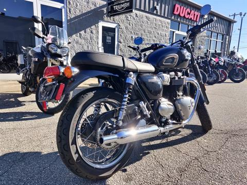 2020 Triumph Bonneville T100 in Greenville, South Carolina - Photo 5
