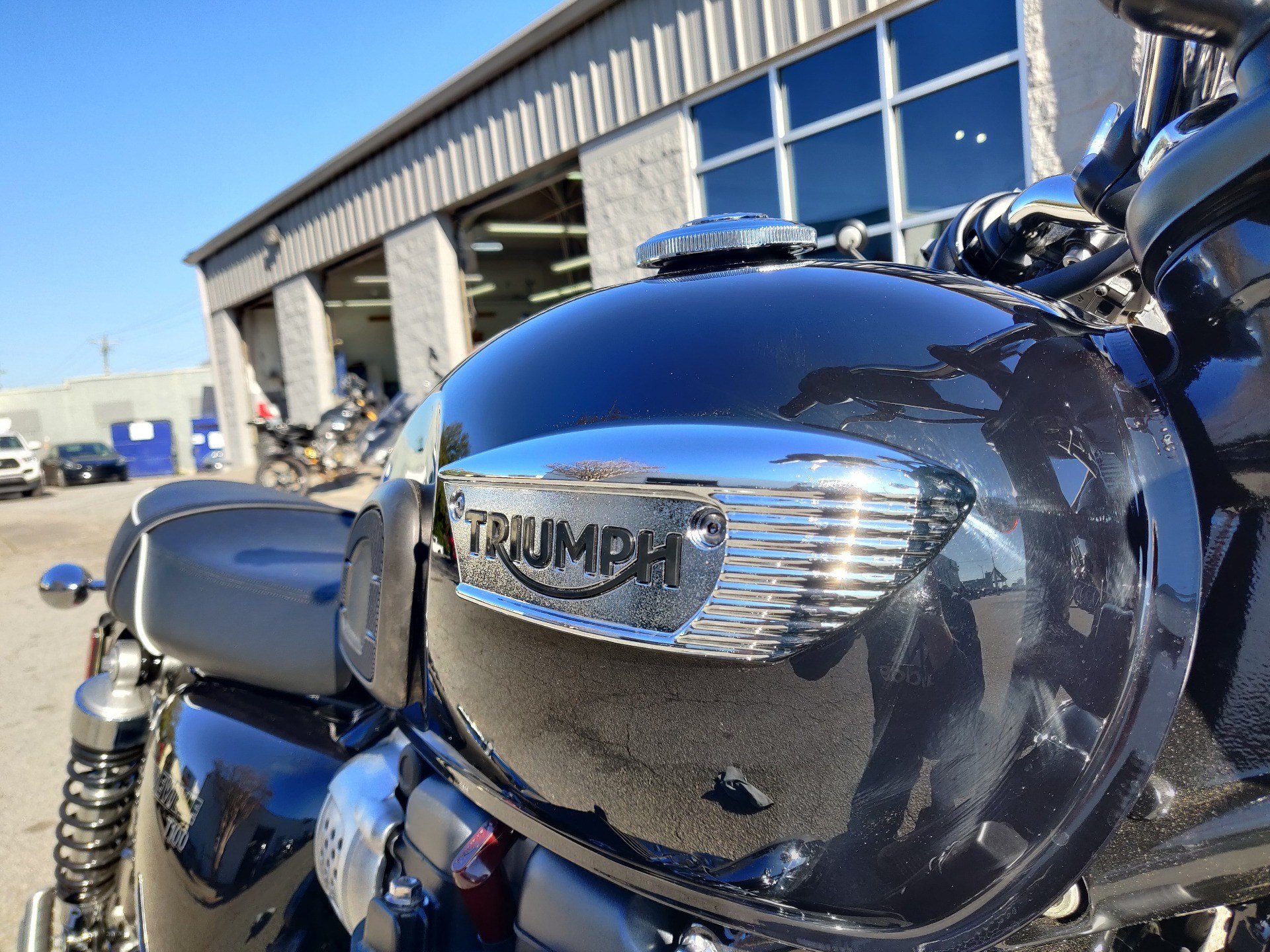 2020 Triumph Bonneville T100 in Greenville, South Carolina - Photo 14
