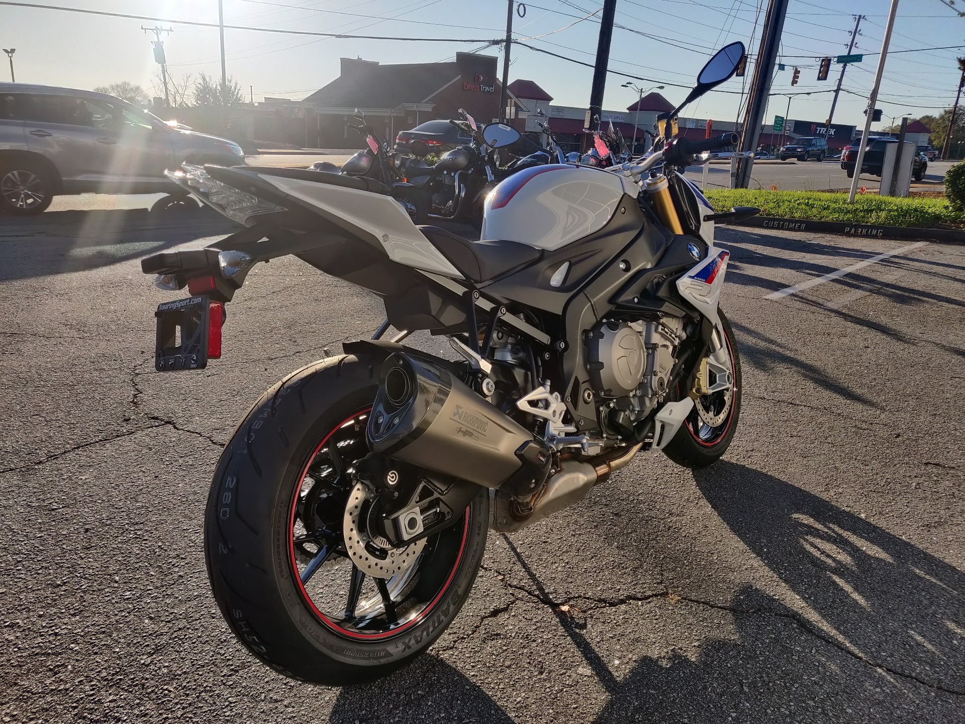 2021 BMW S1000R in Greenville, South Carolina - Photo 5