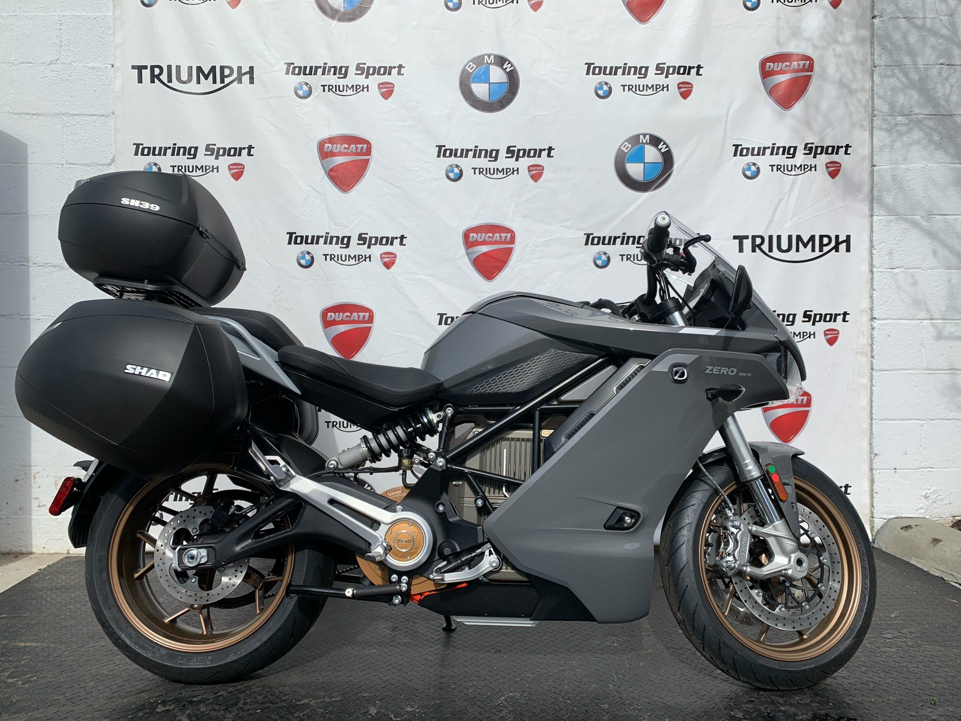 2020 Zero Motorcycles ZF 14.4 PREMIUM in Greenville, South Carolina - Photo 1