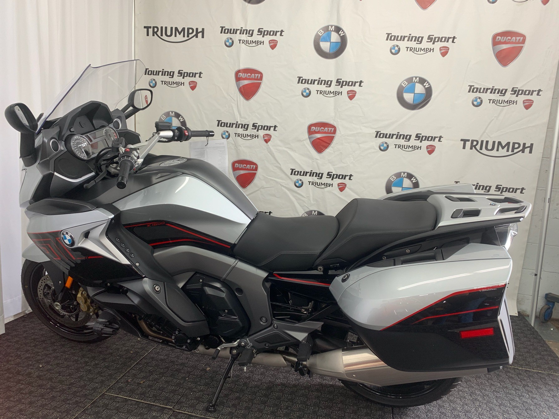2019 BMW K 1600 GT in Greenville, South Carolina - Photo 2