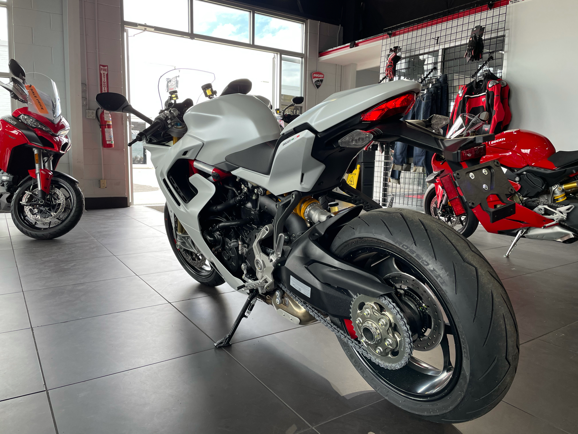2021 Ducati SuperSport 950 S in Greenville, South Carolina - Photo 5