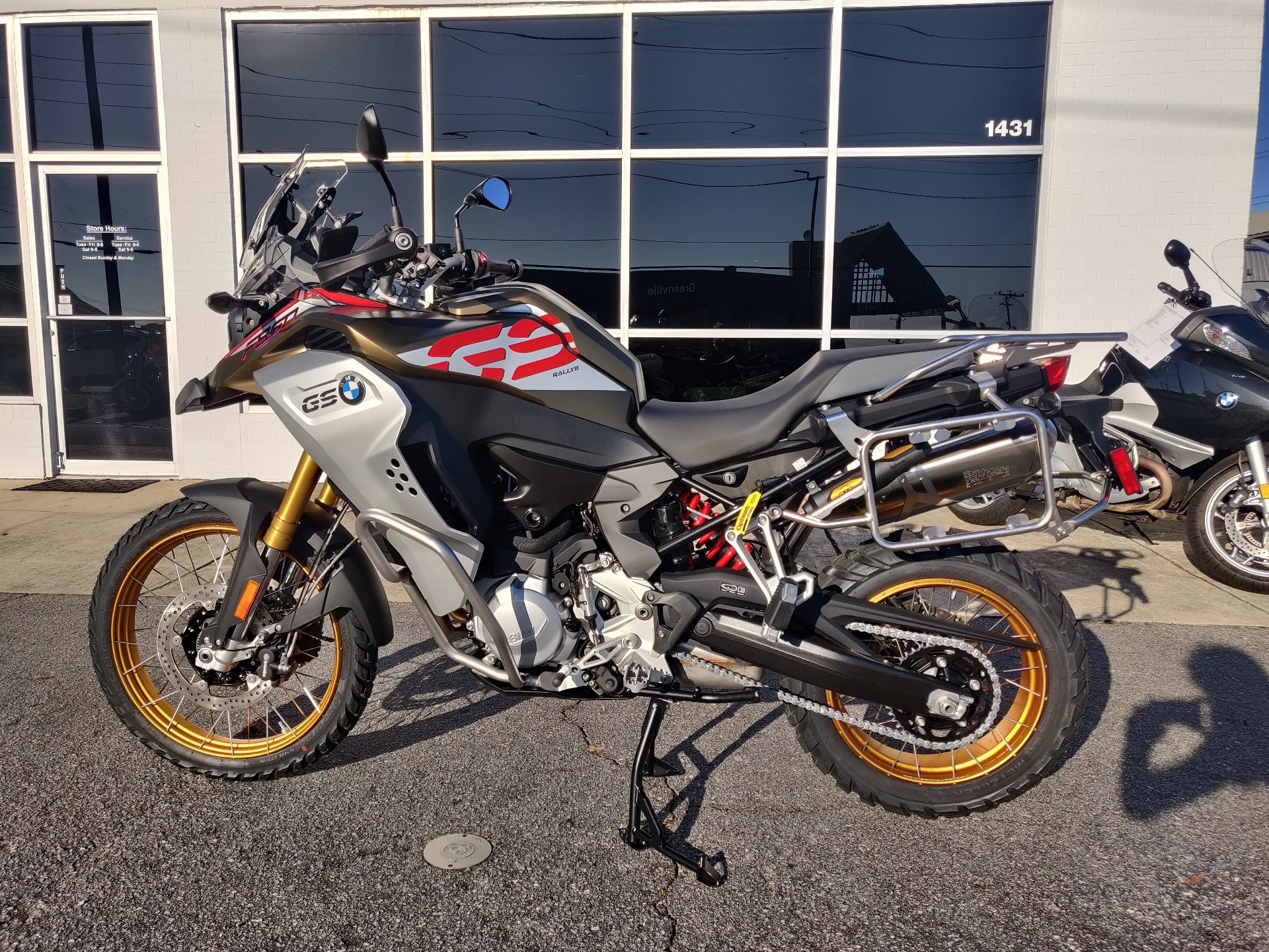 2021 BMW F850 GS ADVENTURE in Greenville, South Carolina - Photo 8