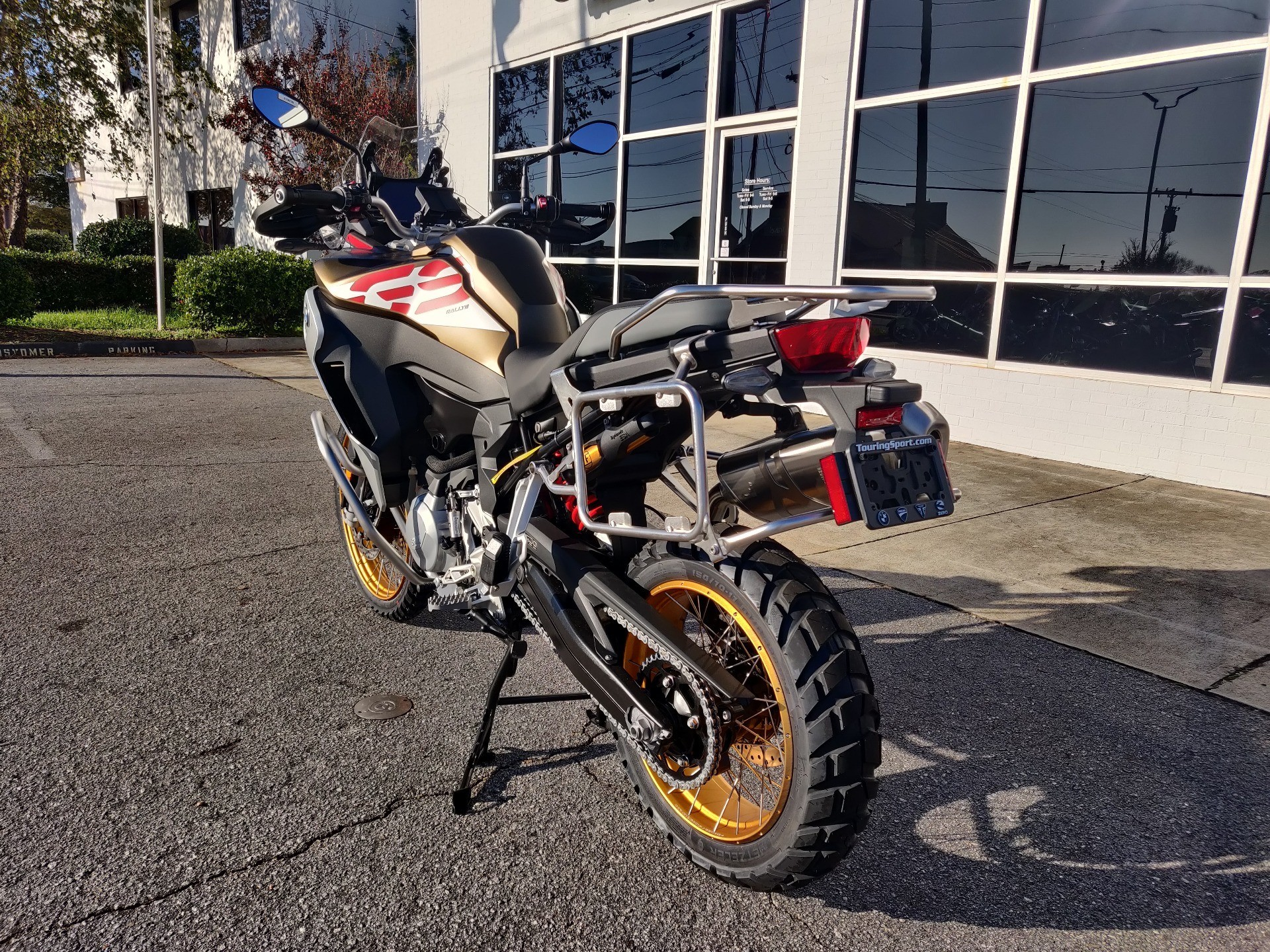 2021 BMW F850 GS ADVENTURE in Greenville, South Carolina - Photo 7