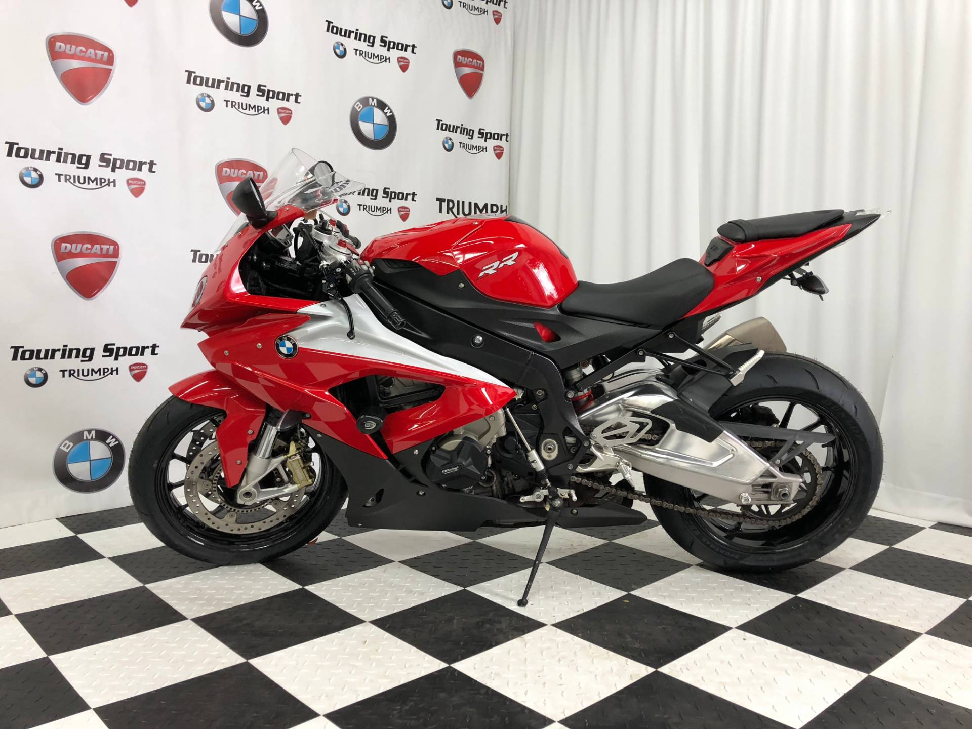 2015 BMW S 1000 RR in Greenville, South Carolina