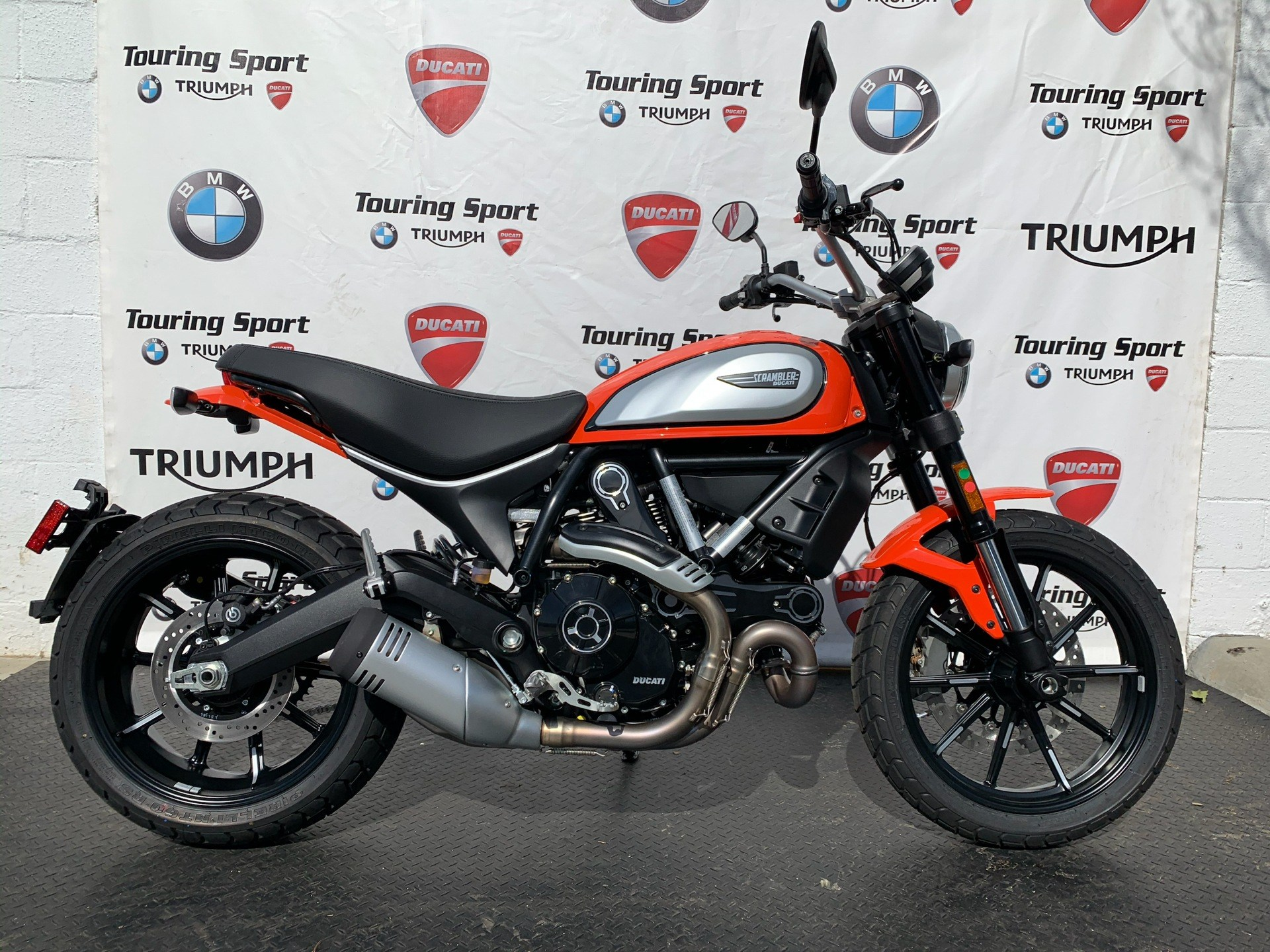 2020 Ducati Scrambler Icon in Greenville, South Carolina - Photo 1