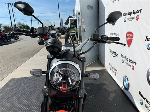 2020 Ducati Scrambler Icon in Greenville, South Carolina - Photo 3