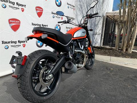 2020 Ducati Scrambler Icon in Greenville, South Carolina - Photo 4