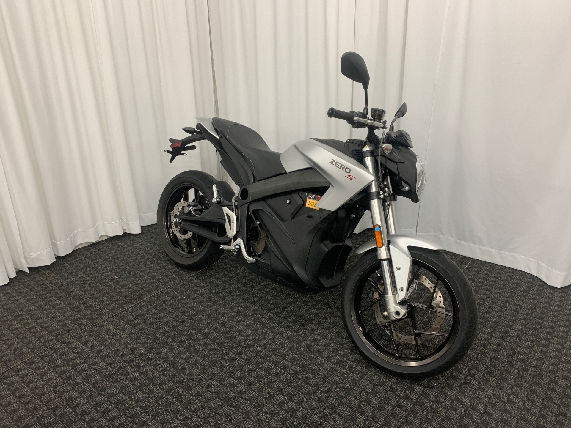 2018 Zero Motorcycles S ZF7.2 in Greenville, South Carolina - Photo 1