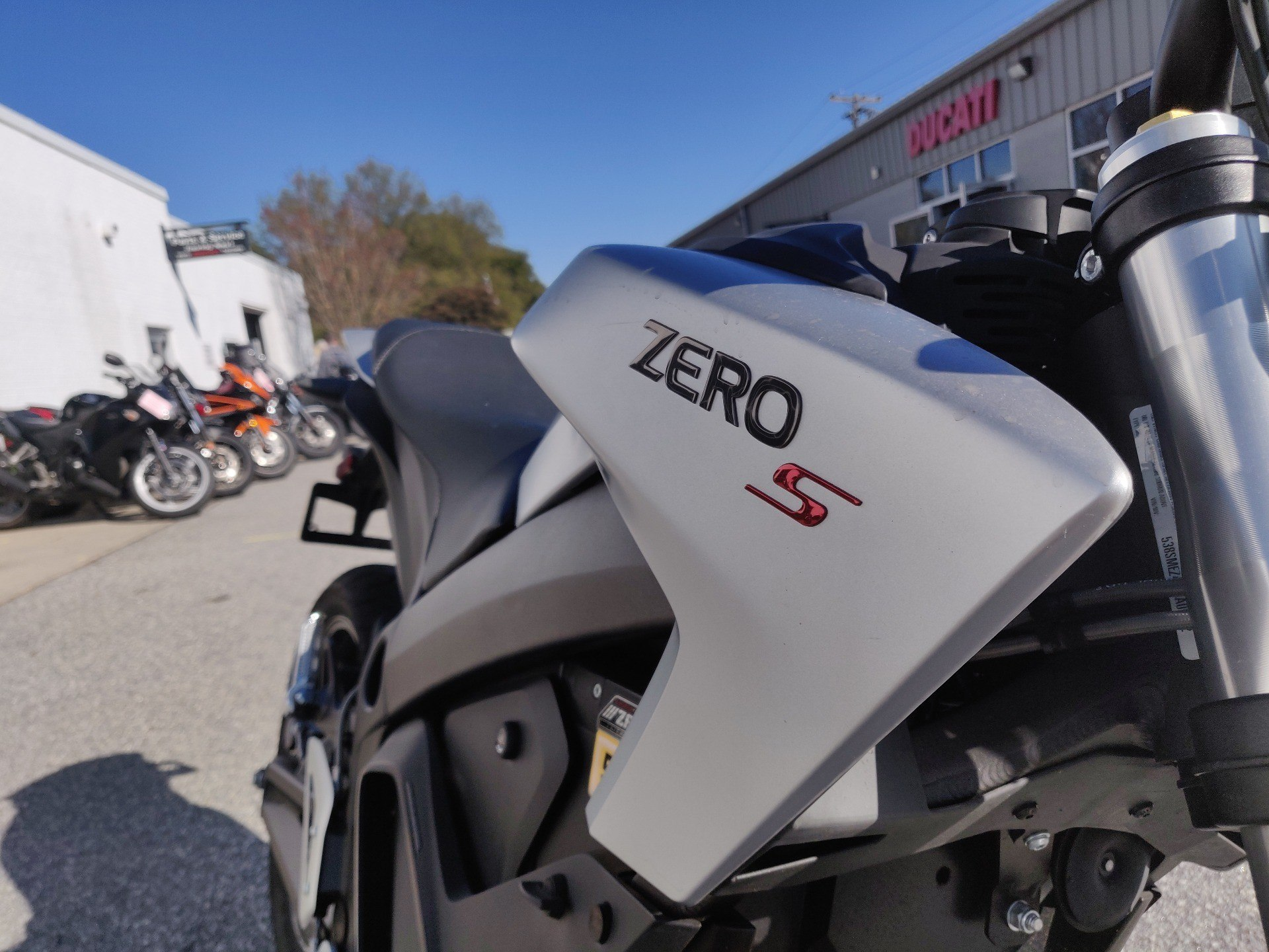 2018 Zero Motorcycles S ZF7.2 in Greenville, South Carolina - Photo 13