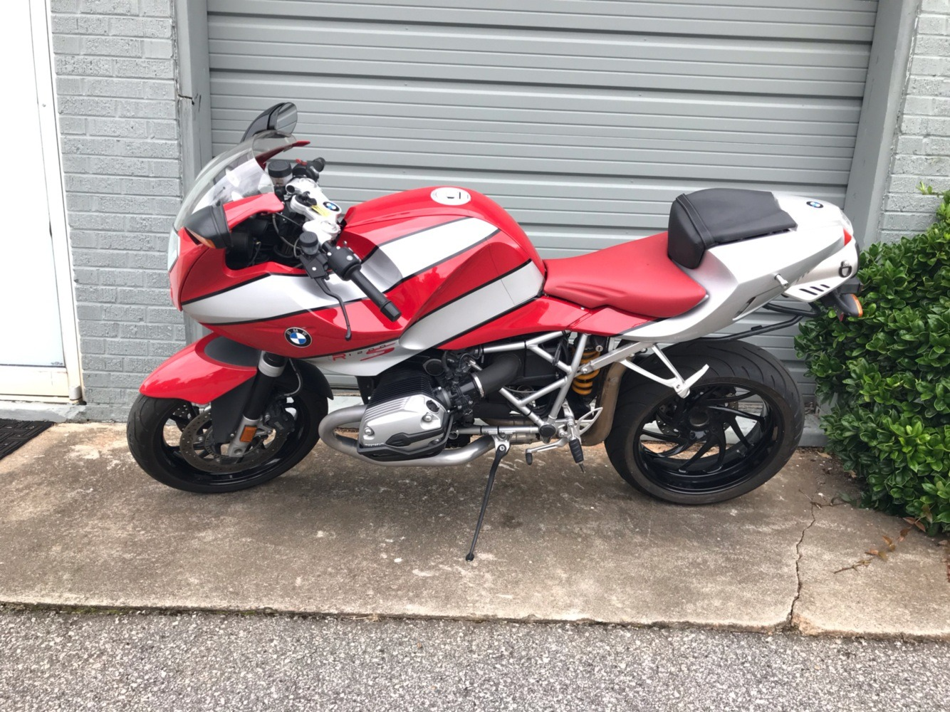 2007 BMW R 1200 S in Greenville, South Carolina - Photo 4