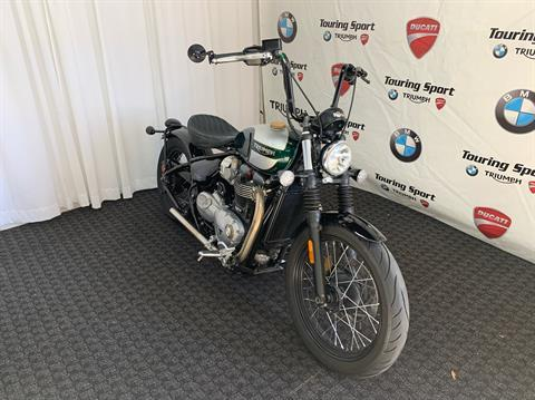 2017 Triumph Bonneville Bobber in Greenville, South Carolina - Photo 1