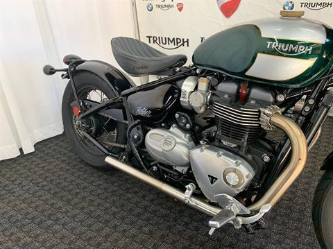 2017 Triumph Bonneville Bobber in Greenville, South Carolina - Photo 5