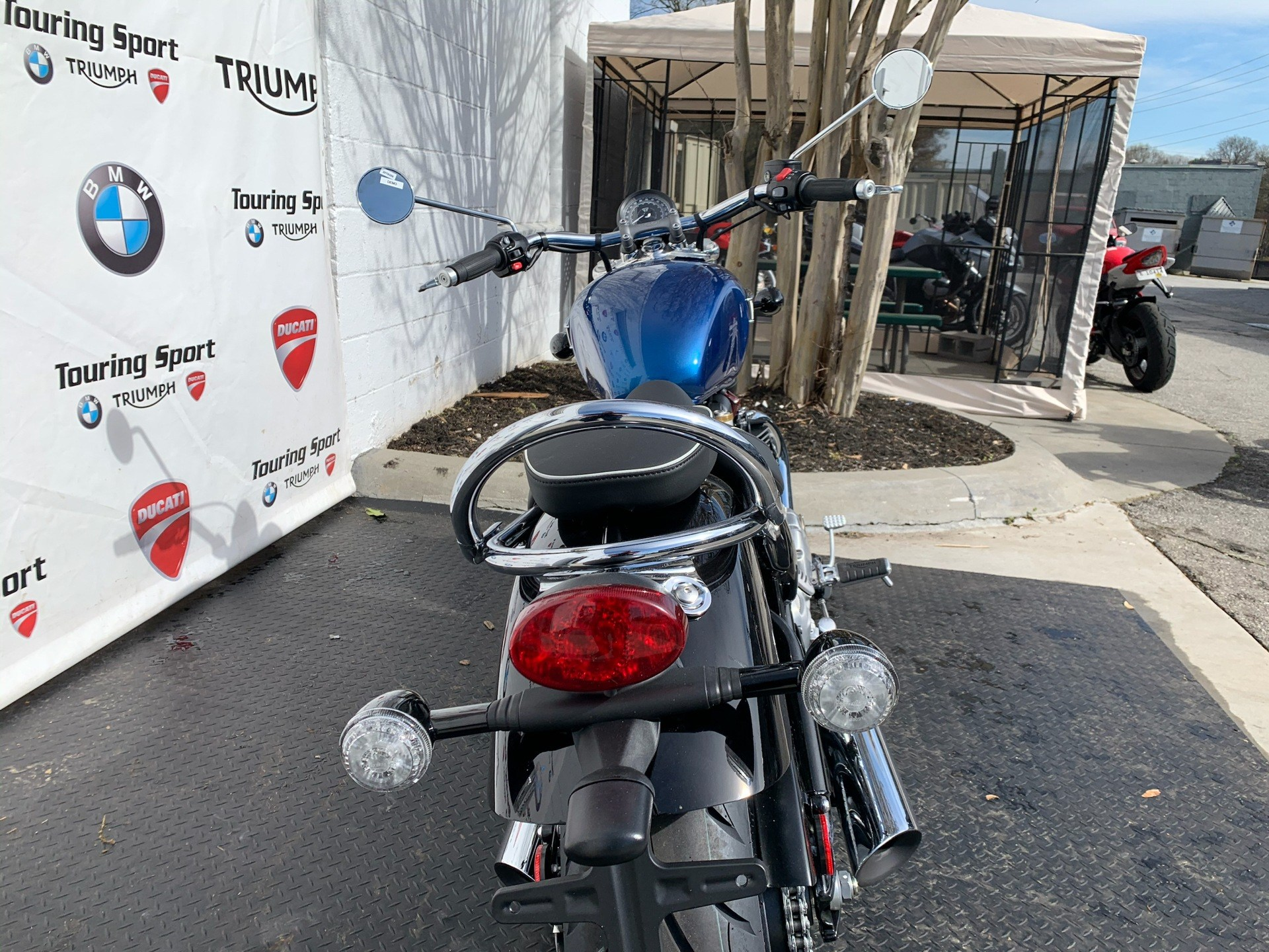 2020 Triumph Bonneville Speedmaster in Greenville, South Carolina - Photo 5