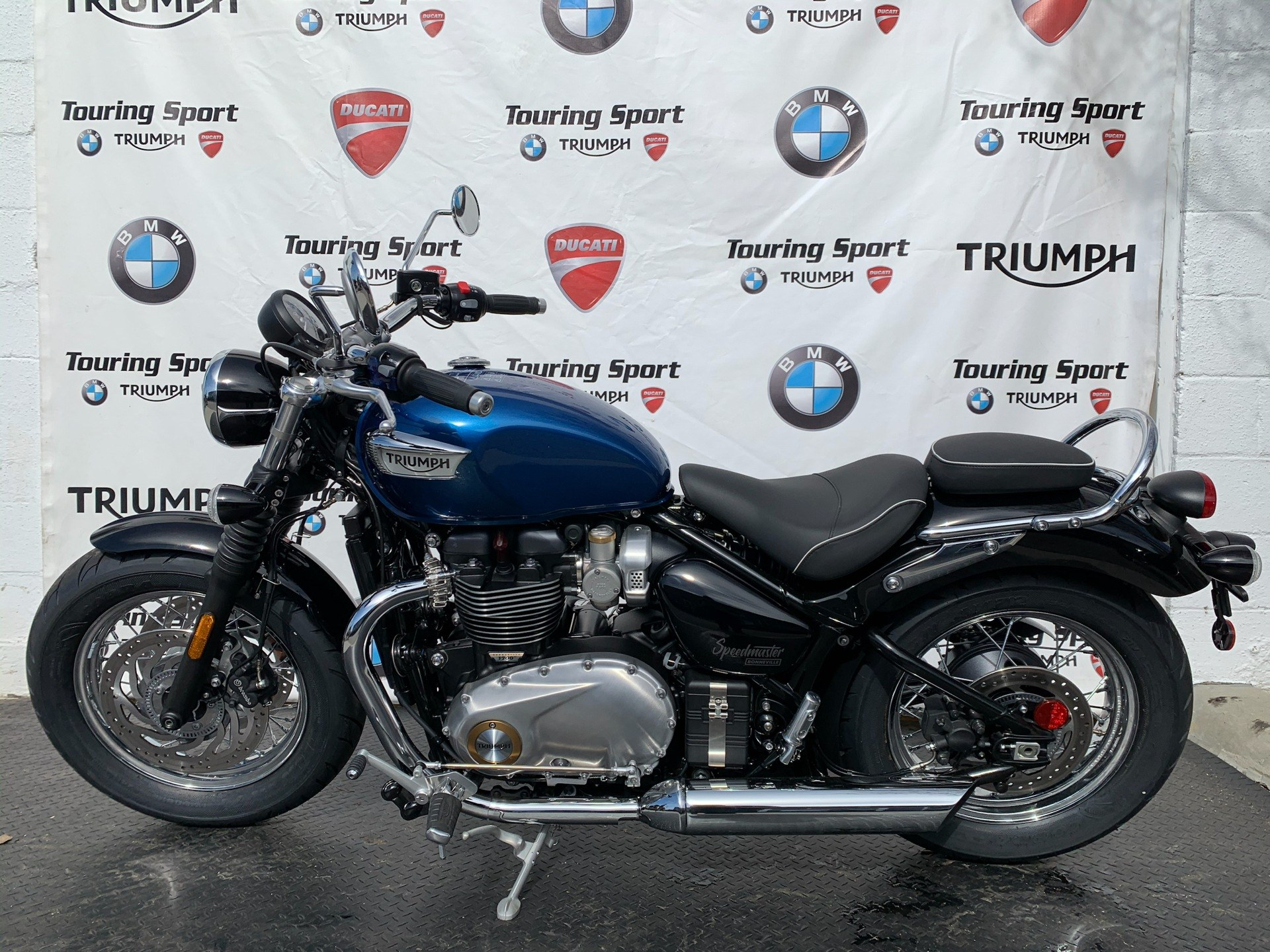 2020 Triumph Bonneville Speedmaster in Greenville, South Carolina - Photo 8