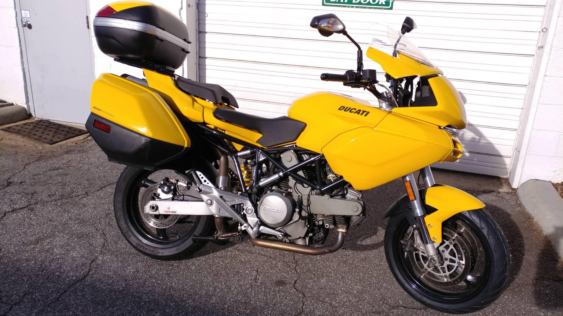 2006 Ducati 2006 Multistrada 620 Sport Touring in Greenville, South Carolina