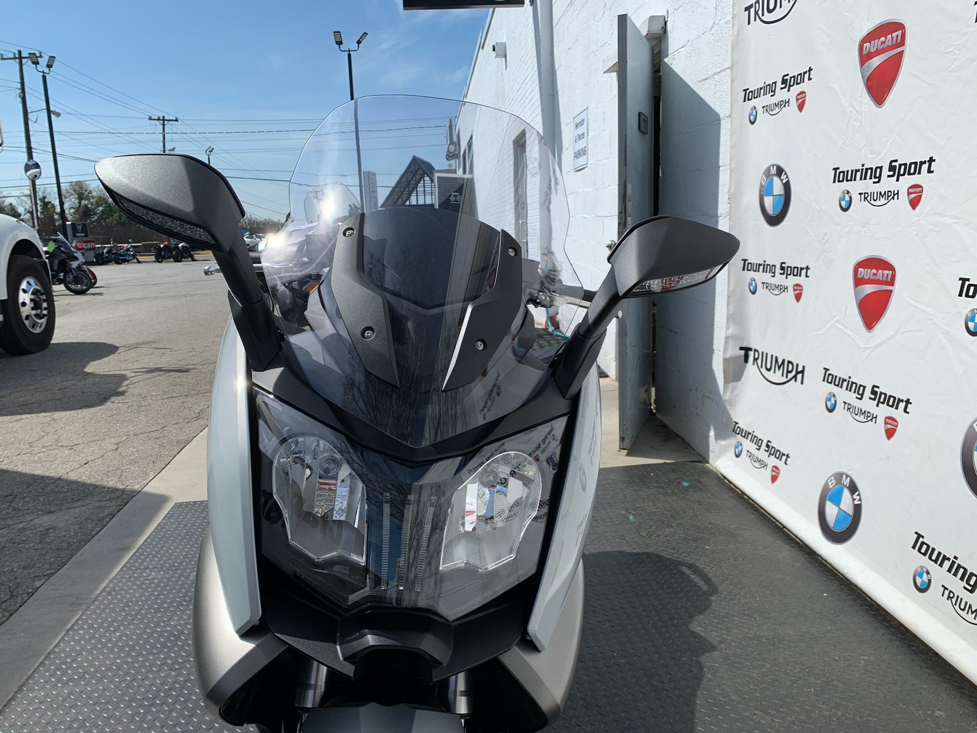 2020 BMW C650GT in Greenville, South Carolina - Photo 3