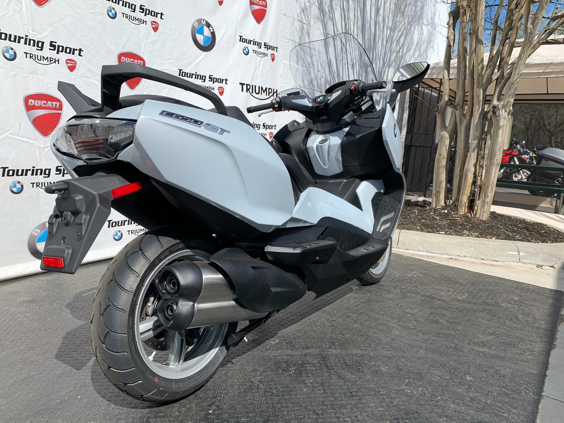 2020 BMW C650GT in Greenville, South Carolina - Photo 4