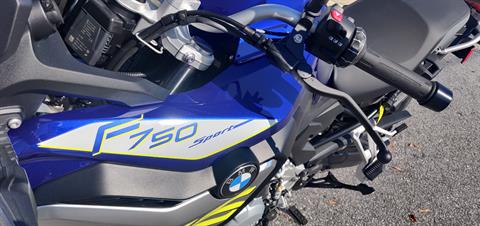2021 BMW F750GS in Greenville, South Carolina - Photo 11