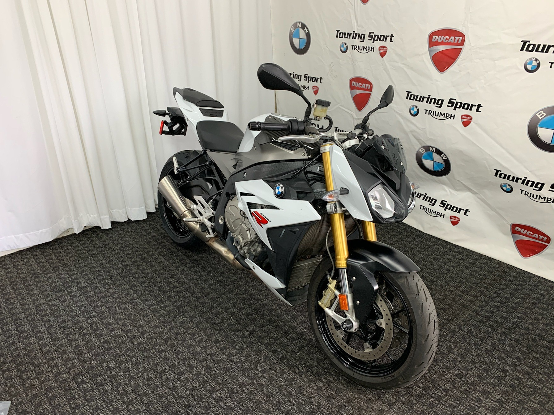 2015 BMW S 1000 R in Greenville, South Carolina - Photo 1