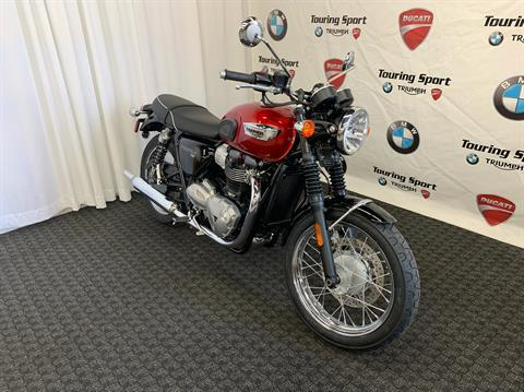 2020 Triumph Bonneville T100 in Greenville, South Carolina - Photo 1