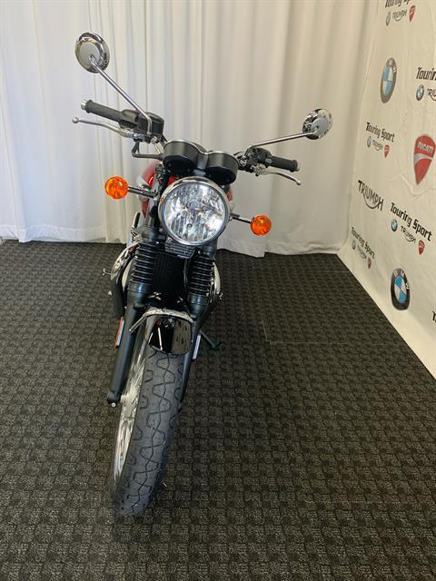 2020 Triumph Bonneville T100 in Greenville, South Carolina - Photo 3