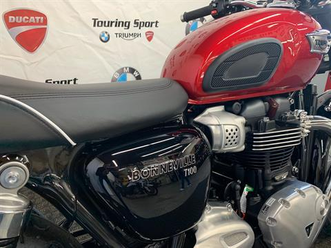 2020 Triumph Bonneville T100 in Greenville, South Carolina - Photo 6