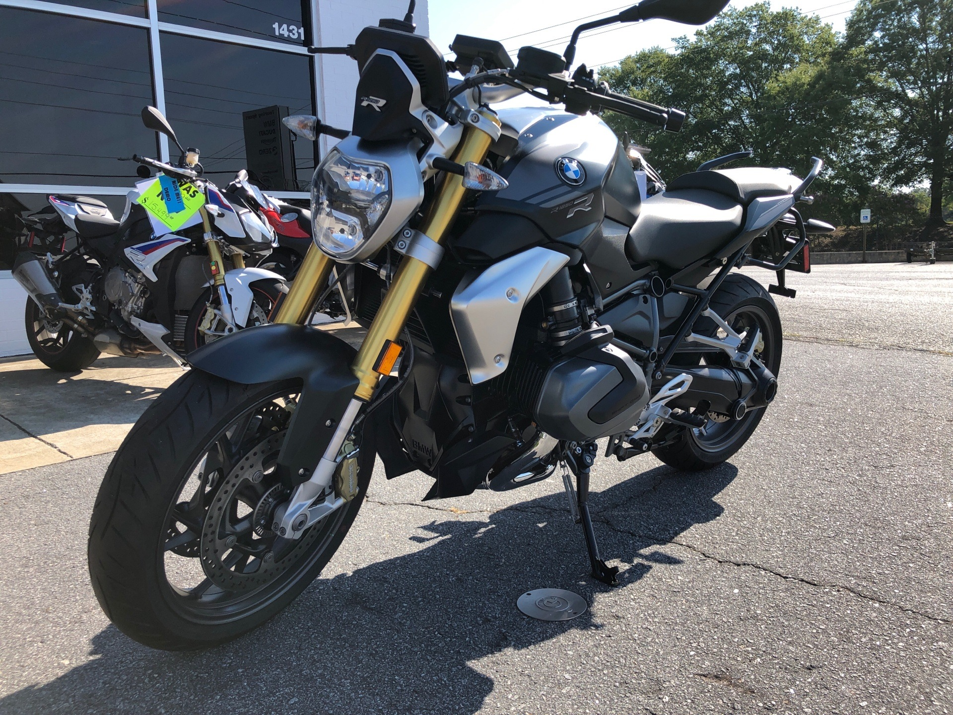 2020 BMW R 1250 R in Greenville, South Carolina - Photo 3